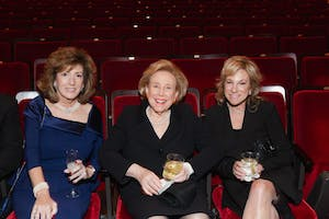 Lauren Krupnick, Linda Wachner, and Karen Glassman by Julie Skarratt