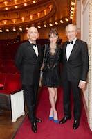 Robert Couturier, Anya Gillinson, and Gil Shiva by Julie Skarratt