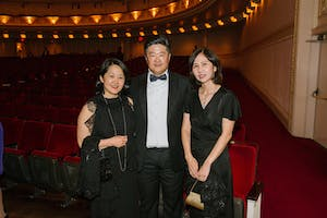 Michael ByungJu Kim and guests