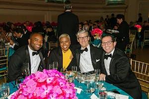 Adam Perkins, Shondra Washington, Charles Holmes, and Daniel Gerschel