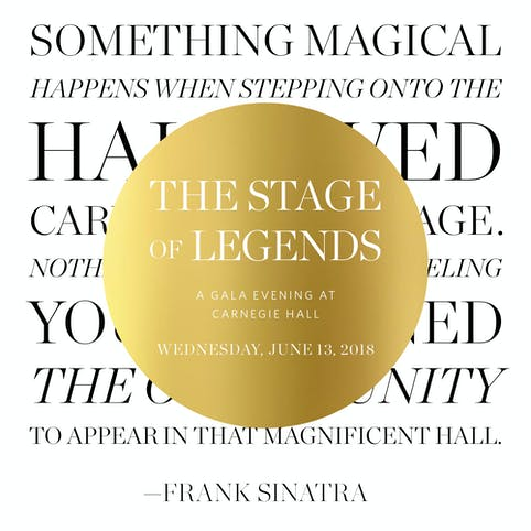 Stage of Legends