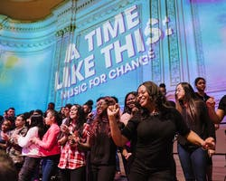 A Time Like This: Music for Change