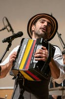 Festival Partner Event: Gregorio Uribe Big Band