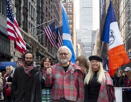 Festival Partner Event: NYC Tartan Day Parade