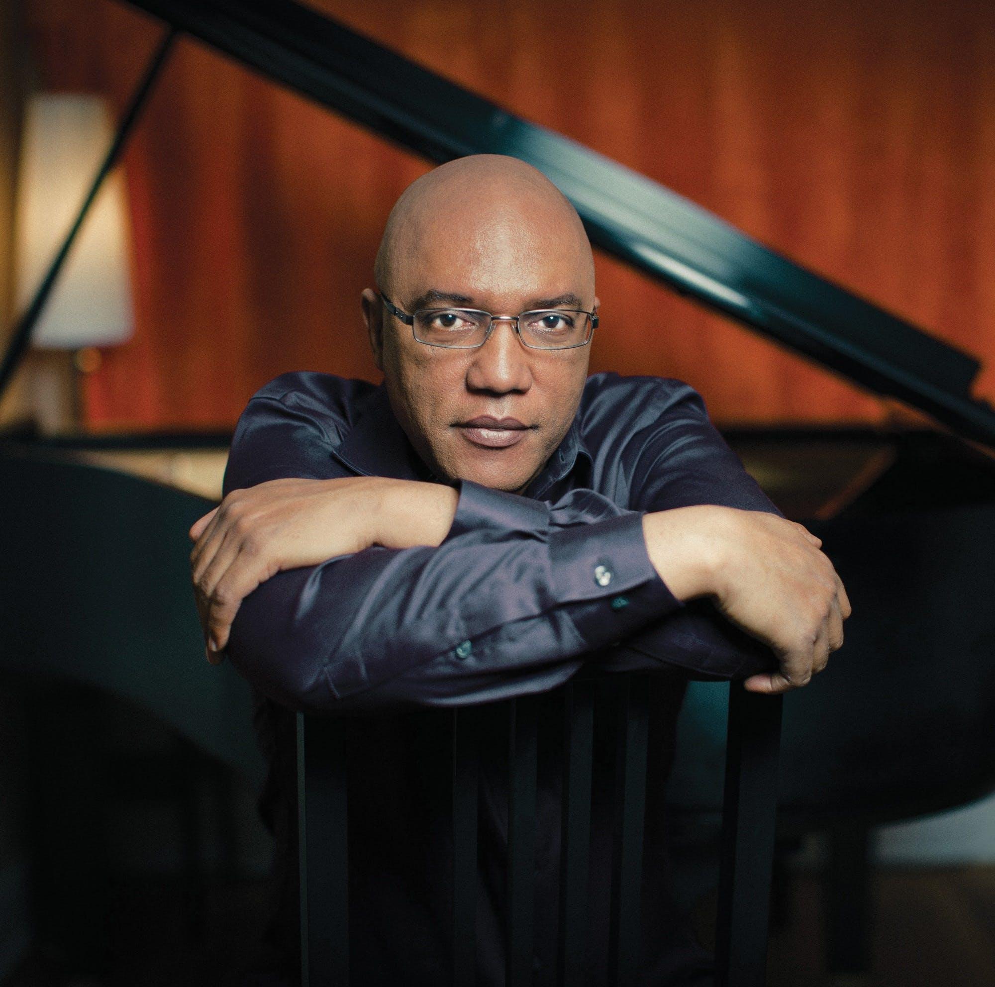 Billy Childs Quartet; ·· Billy Childs, Piano, at Schomburg Center