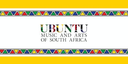 UBUNTU: Music and Arts of South Africa promo
