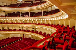 Carnegie Hall Tour