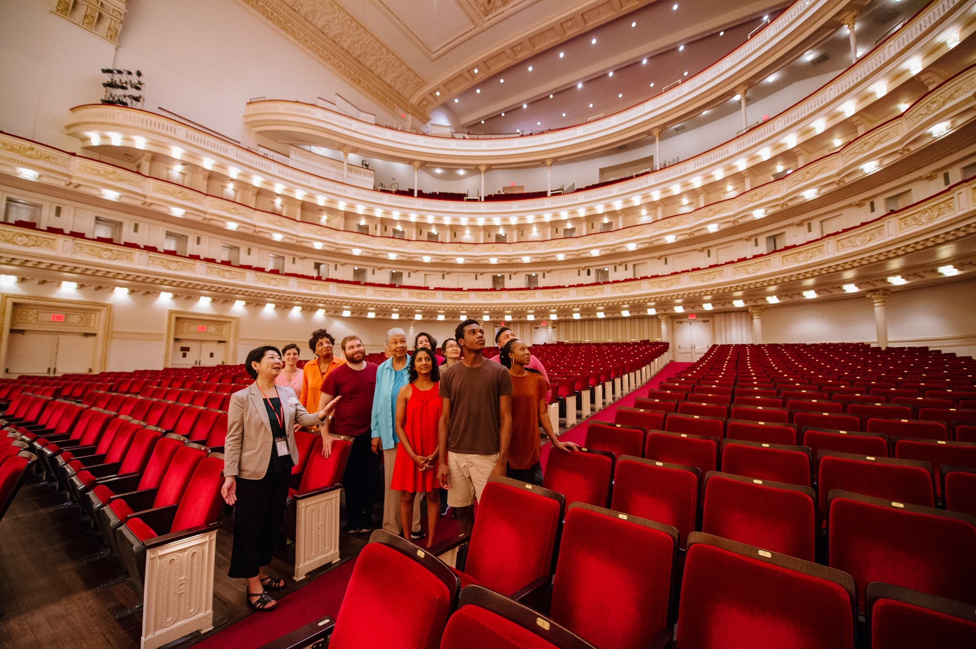 Link Up: Activities for Families   Carnegie Hall