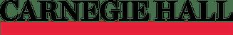 Carnegie Hall logo
